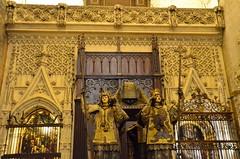 2016 04 29 256 cathedral, Seville (Mark Baker, photoboxgallery.com/markbaker) Tags: 2016 andalucia april baker cathedral eu europe mark sevilla seville spain catedral city cruz day european photo photograph picsmark santa spring union urban indoor