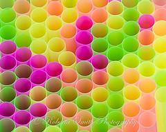Happy straws (Roberta Smith 2010) Tags: abstract circles color straws
