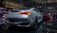 Infiniti Q60 Concept (Falcon_33) Tags: genevamotorshow2015 genve suisse cars supercar voitures auto exotic falconphotography french franais rx100 sony infinity nissan