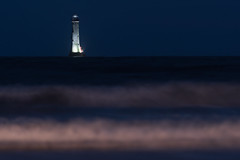 Haulbowline Lighthouse (Philip Blair's Photos) Tags: 2016 d750 cranfield point county down 70200vr2 ulster northern ireland