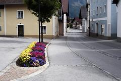 Euro 2016 (czerwiony Smãtk) Tags: nassereith tyrol tirol europa europe österreich austria street flower architecture outdoor tree canoneos6d canonef50mm18stm