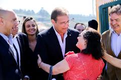 Pedro Passos Coelho em visita à Agrival