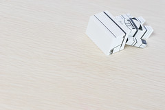 #仆街阿愣 (David C W Wang) Tags: act toy 玩具 公仔 danboard 風暴士兵 阿愣 仆街