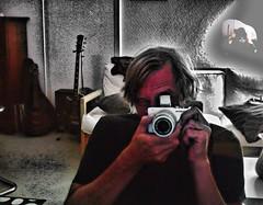 Selfie Two (EdgarJa) Tags: selfie selbstportrait ghost fotograph fotografo