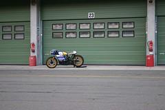 Honda CB500 Rothmans racing