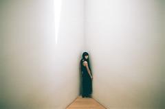 [ I changed my mind] (CY Cheng Photography) Tags:   nikon f100 50mm f14 film    girl portrait white kodak sun light people   movie park art  cy cheng cychengphotograp