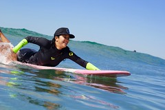 IMG_5857 (palbritton) Tags: surfing surf girl surfergirl