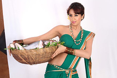 South Actress SANJJANAA Photos Set-6-Mahanadi Clips (1)