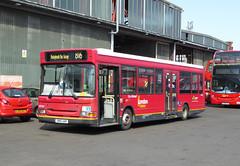 GAL LDP202 - SN51UAR - BX BEXLEYHEATH BUS GARAGE - WED 24TH AUG 2026 (Bexleybus) Tags: bexleyheath kent goahead go ahead london adl dennis dart plaxton president ldp 202 sn51uar tfl route b11