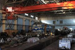 I_B_IMG_8961 (florian_grupp) Tags: asia china steam train railway railroad diaobingshan tiefa liaoning sy coal mine 282 mikado steamlocomotive locomotive 280 consolidation kd6 usatc s160 us kd6487 lima