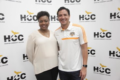 HCC Foundation Breakfast (HCC-Photos) Tags: hcc houston community college chancellor cesar maldonado dynamo soccer futbol mls foundation breakfast thank you faculty staff campaign