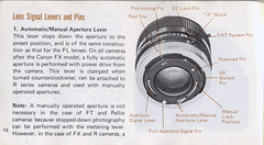 Canon fd lenses guide (zaphad1) Tags: canon fd fl lens lenses guide book booklet manual instruction instructions explained f stop aperture dof depth focus cat system tech technical info information specs specifications ee lock pin positioning reserved fx ft pellix r zaphad1