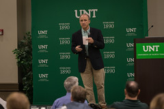 Salute to Faculty Excellece 2016 - Lessons Learned (clearUNT) Tags: unt north texas university college lessons learned vishalmalhotra