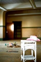 Twas brillig, and the slithy toves; Did gyre and gimble in the wabe. (#blindowlunderground) Tags: urbandecay decay vacancy vacant abandonment abandoned passion blindowlunderground love art cowboyhat cowboy pink ue jabberwocky urbex urbanexploration