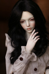 9076 (greentoshka) Tags: bjd dollzone grey
