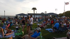 DSCN1919 (photos-by-sherm) Tags: southport nc harbor edge pier crowds 4th july fireworks