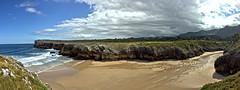 Panorama Asturias HDR (R.D. Gallardo) Tags: canon eos 600d 24mm paisaje playa panoramica panorama hdr raw beach asturias spain