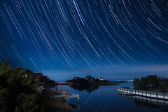 Star Trails over lagoon (MurrayH77) Tags: stars star nc trails frisco obx autofocus mygearandme mygearandmepremium mygearandmebronze mygearandmesilver mygearandmegold mygearandmeplatinum mygearandmediamond ringexcellence rememberthatmomentlevel4 rememberthatmomentlevel1 rememberthatmomentlevel2 rememberthatmomentlevel3