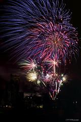 Multi-burst 3 : Paisley Fireworks 2012 (KeyGripBoy) Tags: nightphotography abbey scotland scenery fireworks paisley spooktacularfireworks