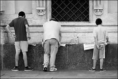 Torino 0292 (malko59) Tags: street urban blackandwhite torino newspapers explore turin biancoenero giornali malko59 marcopetrino