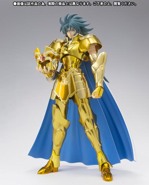 魂商店限定抽選販售「聖闘士聖衣神話EX ジェミニカノン」