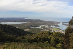 North Brother mountain (cathm2) Tags: travel nature nationalpark view australia lookout nsw dooragan camdenhaven