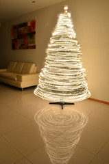Arbol de navidad (Kra Godinez) Tags: christmas tree luz mexico arbol lights navidad luces creative felicidad d7000 kragodinez