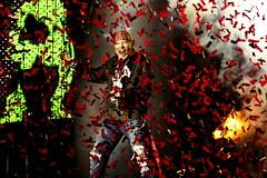 Guns N' Roses in Paraguay - Axl (Josev Carrillo) Tags: show people music hot public rock concert pentax photos drum bass guitar live gig performance best asuncion paraguay concertphotography gunsnroses hardrock 2012 hottest tommystinson axlrose 2011 bumblefoot ronthal richardfortus djashba pentaxk5