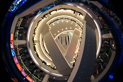 V... - Siam Center - Bangkok - Thalande (Micky75017) Tags: voyage city travel viaje light architecture thailand photo asia bangkok capital wide picture wideangle v 7d asie capitale 815 thailande   grandangle   illumin