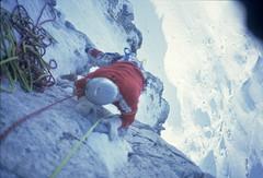SIB_02572 (Antonio Palermi) Tags: alpinismo vettore montisibillini pizzodeldiavolo spigolobafile direttissimaalcolletto