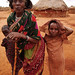 Elderly women and children-Melbana Village-Oromia Region