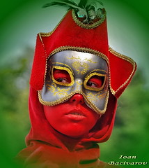 Lady in red - 2 (Ioan BACIVAROV Photography) Tags: girls red woman sexy green girl beautiful interesting women beautifulview beautifulgirl sexygirl wonderfulgirl mygearandme