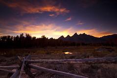Last Light_DSC8417_E (antelope reflection) Tags: sunset reflection clouds wyoming jacksonhole schwabacherlanding tetonnationalpark nikond90 tamron1024 fencefriday