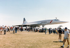 Oshkosh 1985 (Airventure) (Mike Rollinger) Tags: show f14 air convention concorde bullet annual 1986 coors flyin eaa oshkosh airventure tomcat album04