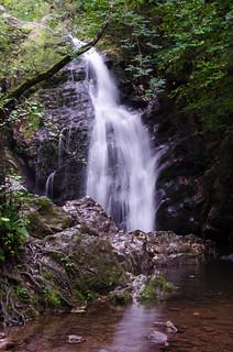Cascada de Xorroxin, Erratzu (Navarra)
