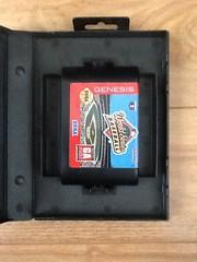Sega Genesis - World Series Baseball (Steel Paladin) Tags: game baseball sega genesis cartridge 16bit