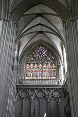 Stained Glass, Bayeux Cathedral