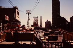 NYC April 1980 pic139 (streamer020nl) Tags: nyc bridge newyork 2000 manhattan cable 5000 1980 3000 tramway 1000 6000 4000 eaststreet queensboroughbridge