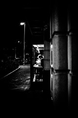 . (hornbeck) Tags: street blackandwhite bw streetphotography reston