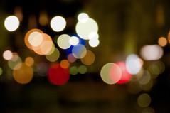 The Corner Of Cygnaeusgatan And Tlgatan (pni) Tags: street light urban blur suomi finland helsinki focus view bokeh multipleexposure bubble helsingfors myopia myopic unsharp tripleexposure multiexposure skrubu pni pekkanikrus