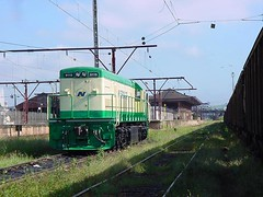 FPM1575 Locomotiva Ferronorte 9118 (Fernando Picarelli Martins) Tags: railway cc locomotive ferrovia locomotiva ferronorte dieselelectriclocomotive locomotivadieselelétrica modelou26c ferronortenº9118 efvmnº404 gebsa bitola160m gebrazil efcnº704