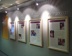 Interior Information Display