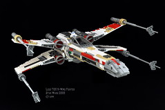 Star Wars Lego 7191 X-Wing Fighter [Ultimate Collector Series] (KatanaZ) Tags: starwars lego ucs xwingfighter ultimatecollectorseries lego7191