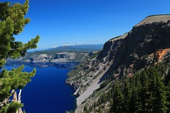 Crater Lake Rim (Cole Chase Photography) Tags: trip oregon canon craterlake t3i craterlakenationalpark rimdrive pumicecastle craterlakerim rimdriveoverlook
