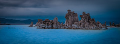 Mono Lake Panorama (karjul) Tags: california panorama usa see wasser nevada salt april bluehour monolake amerika 2012 kalifornien ort langzeitbelichtung longtimeexposure salz leevining monocounty nordamerika mygearandme mygearandmepremium mygearandmebronze flickrstruereflection3 flickrstruereflection4