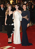 Anne Hathaway, Amanda Seyfried, Samantha Barks Les Miserables World Premiere held at the Odeon & Empire Leicester Square - London
