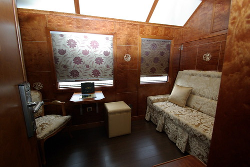 Al Andalus luxury train - the romance of rail, Spain