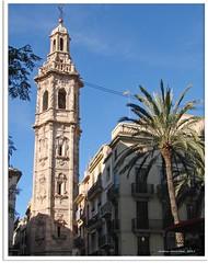 Valencia, Spanien - Eglesia Santa Catarina