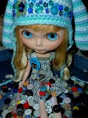 Blythe A Day ~Dec 6~ Buttons