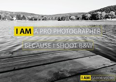 I AM A PRO (Gabe_Gabe) Tags: bw photography design graphicdesign nikon photographer graphic gabe pro prophotographer gbor vecsei nikonadvertisement
